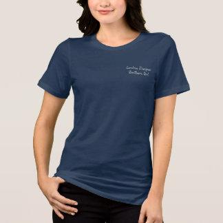 """T-shirt Logo """"de fille du sud"""" d'arbre de Palmetto,"""