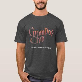 T-shirt logo de funkgrass - rouge/noir
