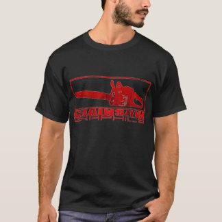 T-shirt Logo de graphiques de tronçonneuse