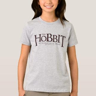 T-shirt Logo de Hobbit - obscurité