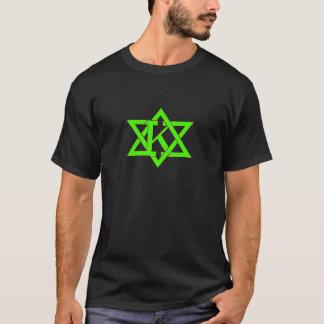 T-shirt logo de kryptonite