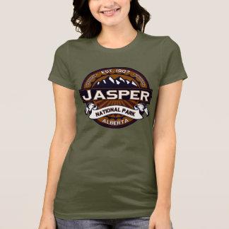 T-shirt Logo de parc national de jaspe