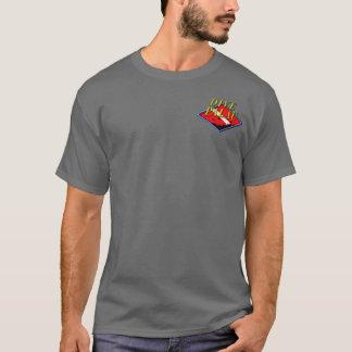 T-shirt Logo de poche de chemise des Palaos de piqué