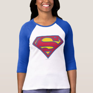T-shirt Logo de point du S-Bouclier | de Superman