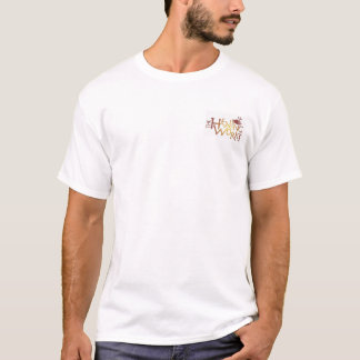 T-shirt logo de travaux de guérison