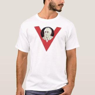 T-shirt Logo de victoire de FDR