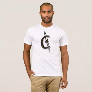 T-shirt Logo d'entreprises de Covingway (obscurité C)