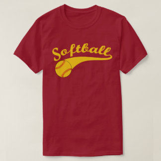 T-shirt Logo du base-ball