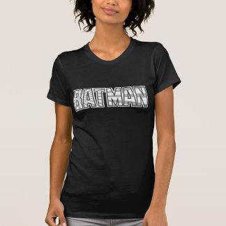 T-shirt Logo gris de Batman | Starbust
