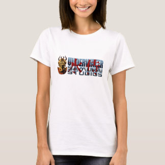 T-shirt Logo Merch d'UnderwaterSamurai