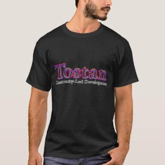 T-shirt Logo mis à jour de Tostan