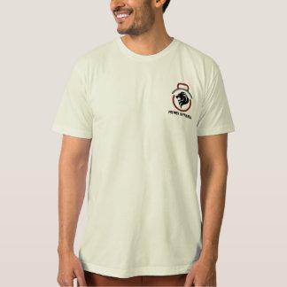 T-shirt logo-nom de poche