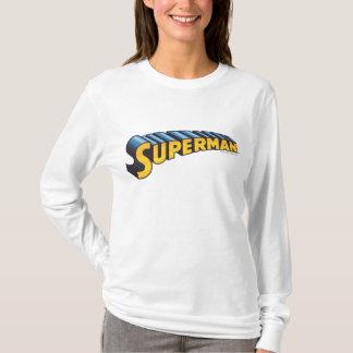 T-shirt Logo nommé classique de Superman  