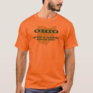 T-shirt L'Ohio soutenu et augmenté