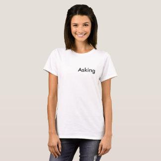 T-shirt Loi de demander (LOA) d'attraction/obtenant