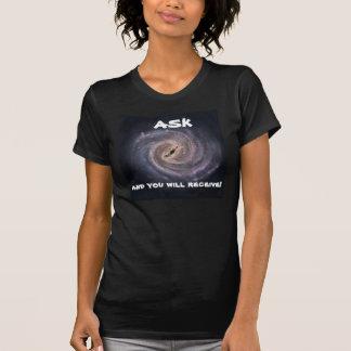 T-shirt Loi de galaxie T'Shirt d'attraction