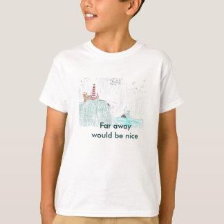 T-shirt Loin soyez gentil