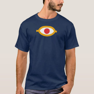 T-shirt L'OMAN l'oeil tout-voyant, iMAN de frère