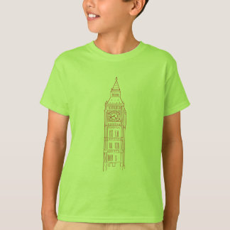 T-shirt Londres - Big Ben