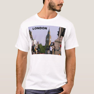 T-shirt Londres Big Ben (St.K)