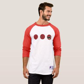 T-shirt Long sleeve tee with bhasalt design