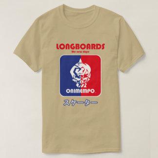 T-SHIRT LONGBOARDS T.N.D.T-SHIRT