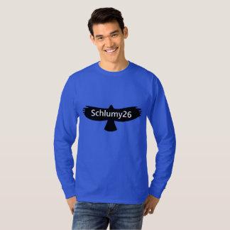 T-shirt Longue chemise de douille de faucon