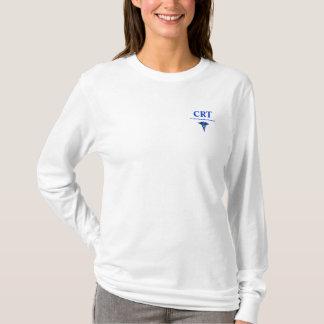 T-shirt Longue chemise de douille de tube