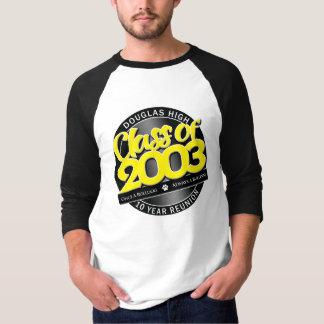 T-shirt Longue douille de CSAD 2003