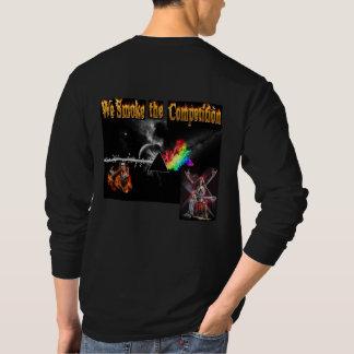 T-shirt Longue pièce en t de douille de machiniste