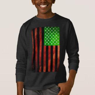 T-shirt Longue Sleve pièce en t de RBG