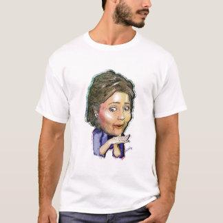 T-shirt L'opinion de Hillary