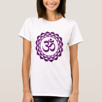 T-shirt Lotus Ohm
