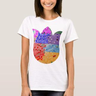 T-shirt LOTUS : Symbole de paix et de pureté