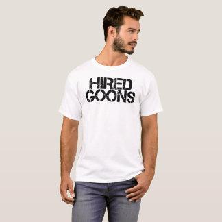T-shirt loué de crétins