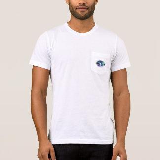T-shirt Loup d'hiver