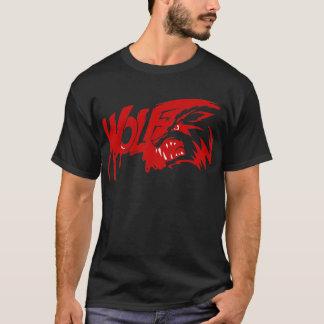 T-shirt Loup féroce