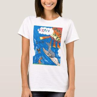 T-shirt Loups en abondance
