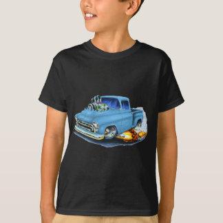 T-shirt Lt 1957 de collecte de Chevy Blue