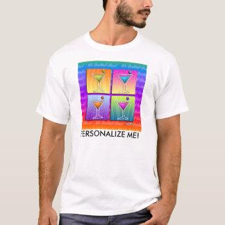 T-shirt Lt Tees - martini des hommes d'art de bruit