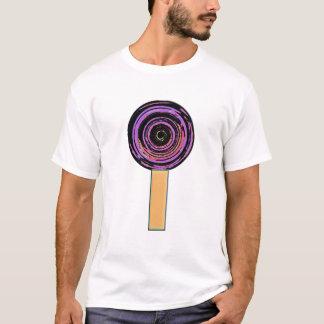 T-shirt Lucette de réglisse de framboise