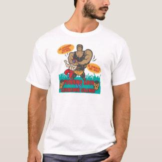 T-shirt Luchador Noche