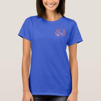 T-shirt Lueur pure de sérénité