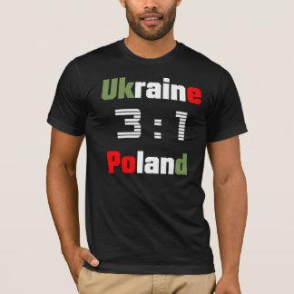 T-shirt L'Ukraine, Pologne, Kiev, - le football 2012
