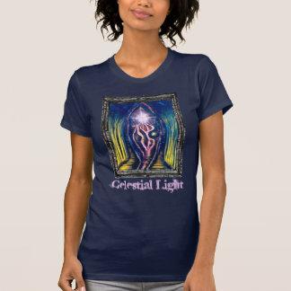 T-shirt Lumière céleste