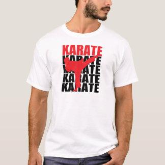 T-shirt Lumière de karaté