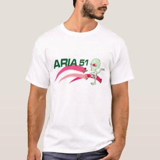 T-shirt LUMIÈRE de l'aria 51