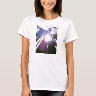 T-shirt Lumière du soleil