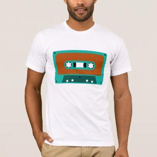 T-shirt lumineux de cassette