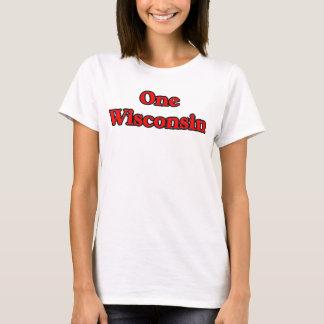 T-shirt L'un Wisconsin